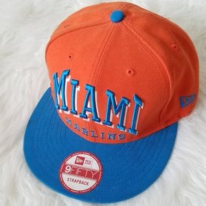 New Era 9FIFTY MIAMI MARLINS Cap OS